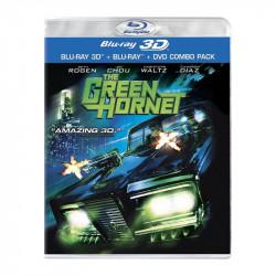 Аксесоар Sony 3D ФИЛМ THE GREEN HORNET/ЗЕЛ.СТЪРШЕЛ - Видео и Мултимедия