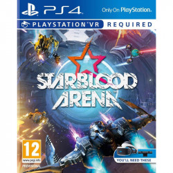 StarBlood Arena (PS4 VR) - Видео и Мултимедия