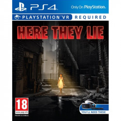 Here They Lie (PS4 VR) - Видео и Мултимедия