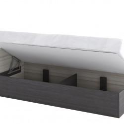 Легло с табли Memo.bg модел BM001A, за матрак 82/190, Босфор и Астра - Легла