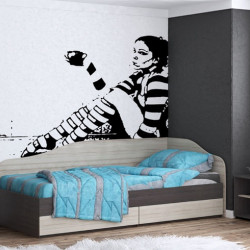 Спален комплект Memo.bg модел BM- А2, легло, гардероб, нощно шкафче, скрин  - Stefany Style
