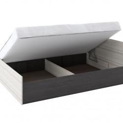 Легло с табла Memo.bg модел BM012A, за матрак 140/200, с повдигащ механизъм, Босфор и Астра - Stefany Style