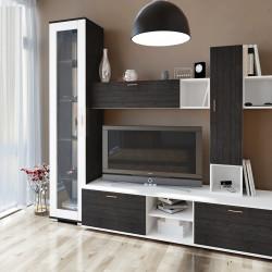 Секция Memo.bg модел BM-Diana 1, Босфор с бяло - Stefany Style