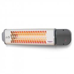 Отоплителна печка Tesy QH04 120 за баня - Климатични електроуреди