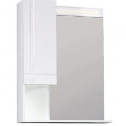 Горен шкаф за баня Iris, LED осветление - Шкафове за Баня