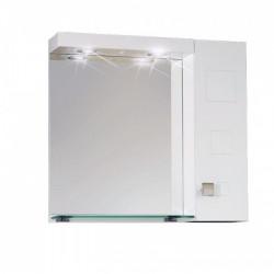 Горен шкаф за баня Deia, LED осветление - Шкафове за Баня
