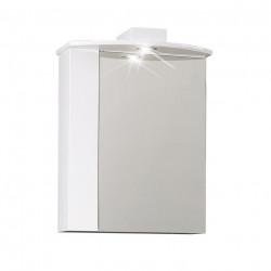 Горен шкаф за баня Stela, LED осветление - Шкафове за Баня