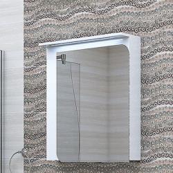 Горен шкаф за баня Vito, LED осветление - Шкафове за Баня