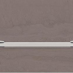 Полица стъкло 500 х 110 мм. - Продукти за баня и WC