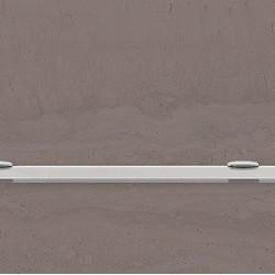 Полица стъкло 750 х 110 мм.  - Продукти за баня и WC