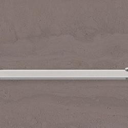 Полица за стъкло 800 х 110 мм. - Продукти за баня и WC