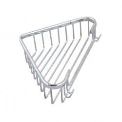 Етажерка модел 211, ъглова - мрежа 18/18 см - Продукти за баня и WC