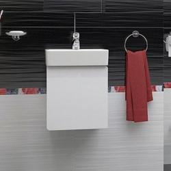 Долен шкаф за баня Keti, PVC - Шкафове за Баня