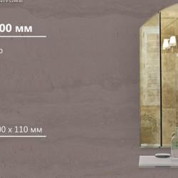 Огледало модел Alps - Шкафове за Баня