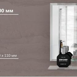 Огледало модел Eric - Шкафове за Баня