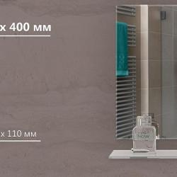 Огледало модел Formula - Шкафове за Баня