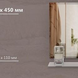 Огледало модел Livorno - Шкафове за Баня