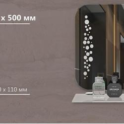 Огледало модел Vicenza - Шкафове за Баня