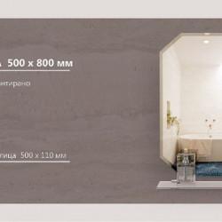 Огледало модел Medina - Шкафове за Баня