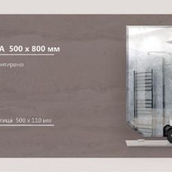 Огледало модел Perugia - Шкафове за Баня