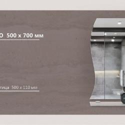 Огледало модел Sanremo - Шкафове за Баня