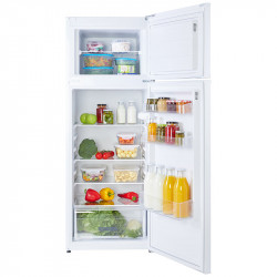 Хладилник с горна камера Whirlpool W55TM 4110W , 213 l, A+ , Бял , Статична - Хладилници