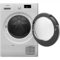 Сушилня Whirlpool FT M22 8X3 EU , 8 kg, A+++ , Бял - Сушилни машини