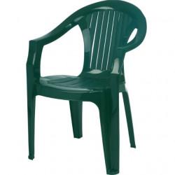 Пластмасов стол Лара в зелено - Градински столове