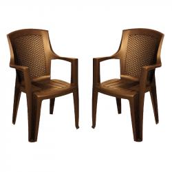 Комплект 2 стола Memo.bg BM-Edina-25 - Градински комплекти