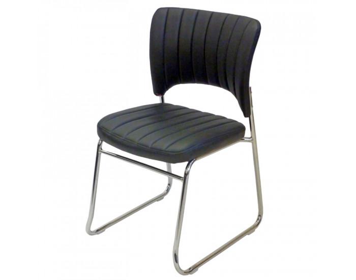 Посетителски стол Мебели Богдан BМ-08-1А - Офис столове