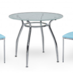 Комплект маса със столове Memo.bg модел Adam II BM - Комплекти маси и столове