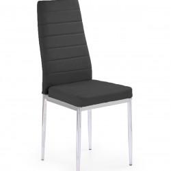 Трапезен стол Memo.bg модел BM204C черен - Evromar