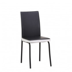 Трапезен стол Memo.bg модел BM260 черен - Evromar