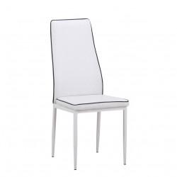 Трапезен стол Memo.bg модел BM261 бял - Evromar