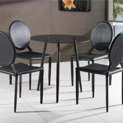 Трапезен комплект маса със столове Memo.bg, модел Феликс - Комплекти маси и столове