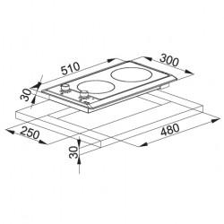 Котлон Franke MultiCooking 300 FHM 302 2C M XS - Котлони