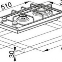 Котлон Franke MultiCooking 300 FHM 302 2G XS C  - Котлони