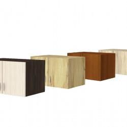 Надстройка за двукрилен гардероб Memo.bg модел 11, 4 цвята - Гардероби