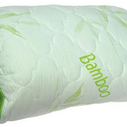 Възглавница Bamboo, еластични сфери със синтетични влакна - Genomax
