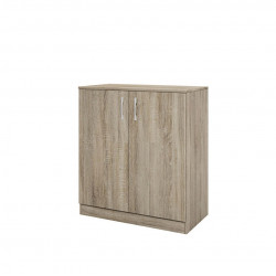 Шкаф Mod 3009,  сонома тъмна - Скринове