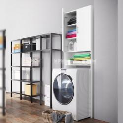 Шкаф за вграждане на пералня Модел 6258 - Шкафове за Баня