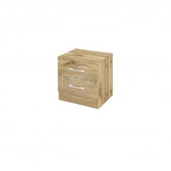 Нощно шкафче Mod 3055, дъб дакота - Нощни шкафчета
