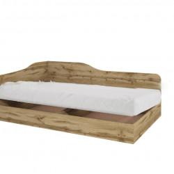 Легло Mod 2004, дъб дакота - Легла