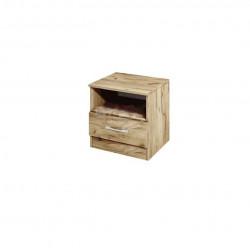 Нощно шкафче Mod 3007, дъб дакота - Нощни шкафчета