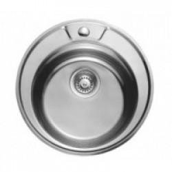 Кръгла мивка алпака - Мивки и Смесители