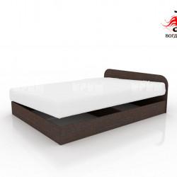 Легло Приста, Модел 281 / 2011, за матрак 120/190, с табла, 4 цвята, повдигащ механизъм - Легла