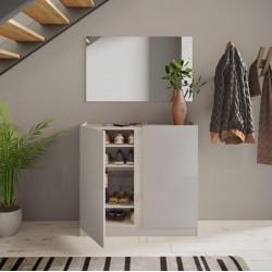 Портманто Модел 4062, калобра / сатен - Комплекти Мебели