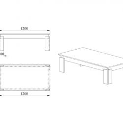 Холна маса Memo.bg, Модел 6220 - Маси
