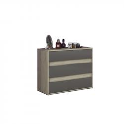 Скрин Memo.bg модел 3011, три чекмеджета - Скринове