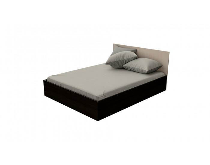 Легло Мебели Богдан модел Rosi BM, Пясъчен дъб и Венге - Легла